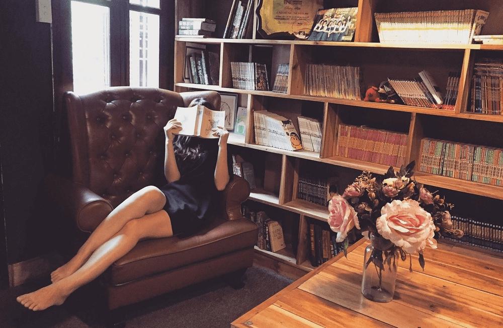 自分だけの図書館を作れる