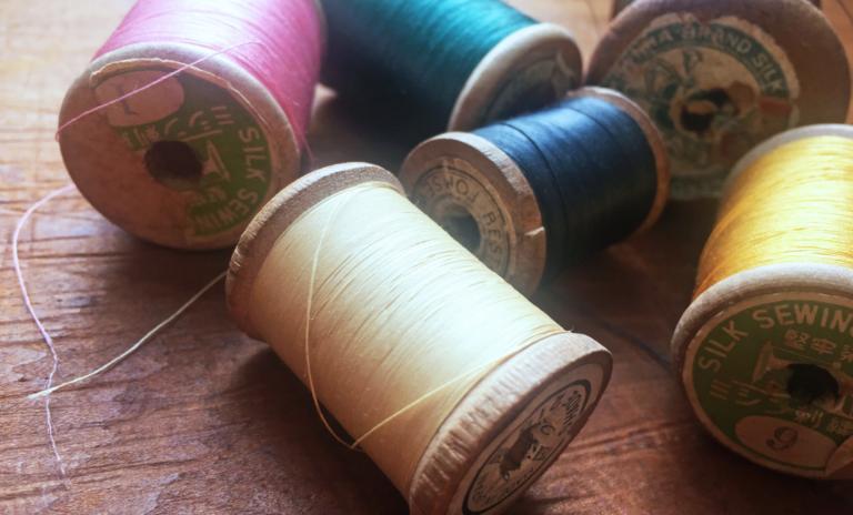 その『糸』使用期限過ぎているかも?  弱った糸を見分ける方法