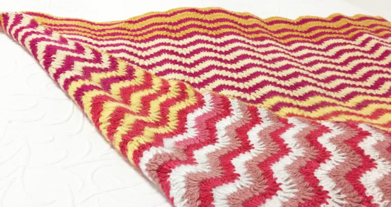おばあちゃんのかぎ針編み