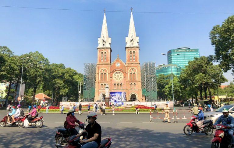 新旧混在の魅力に溢れたベトナム(ベトナム旅行記12)