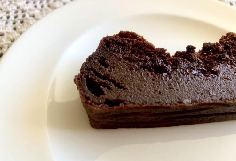 濃厚!ほろ甘チョコレートケーキ